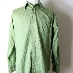Chaps Ralph Lauren Button Long Sleeve 16 34/35